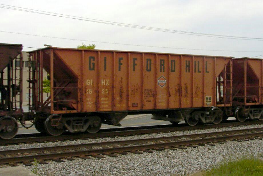 Vehicle - Rail - Rolling Stock (Freight) - Open Hopper - 2-Bay 100 Ton