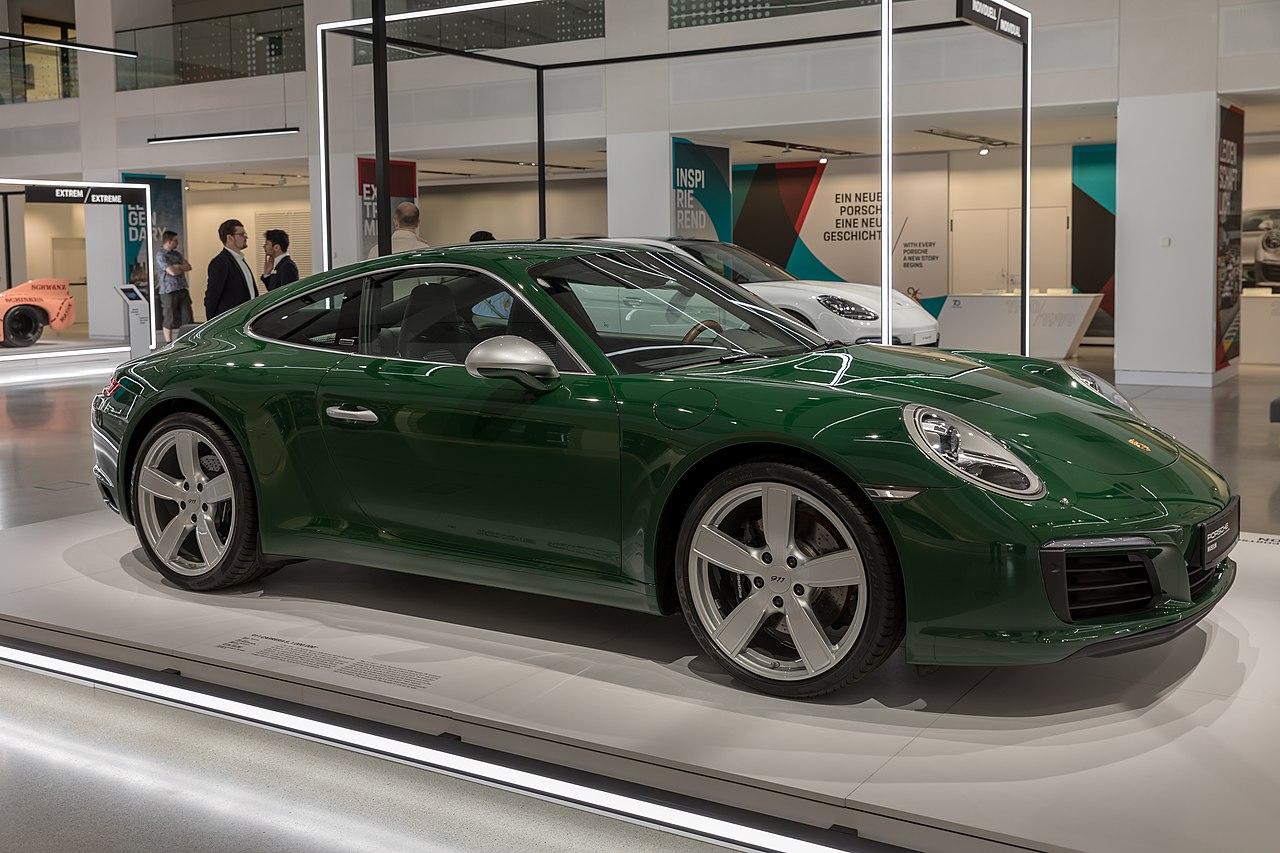 Vehicle - Vehicle - Automobile - Porsche - 911