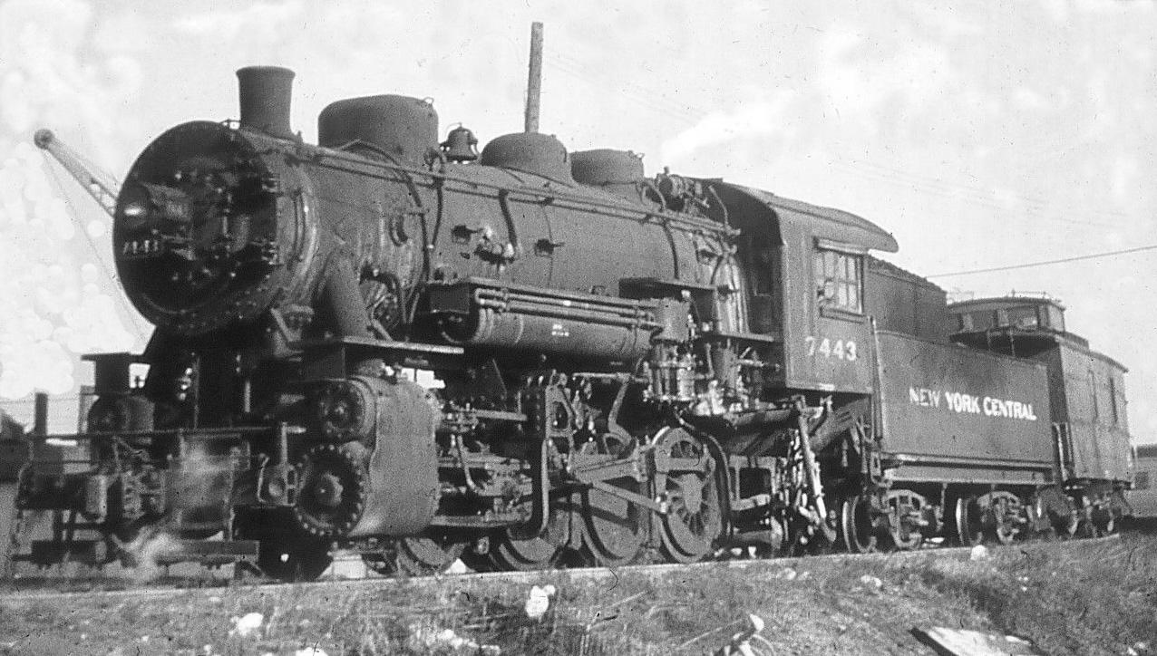 Rail - Locomotive - Steam - 0-8-0 USRA