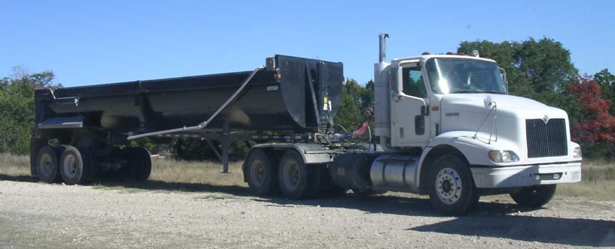 Vehicle - Vehicle - Truck - Semi - Tractor-Trailer