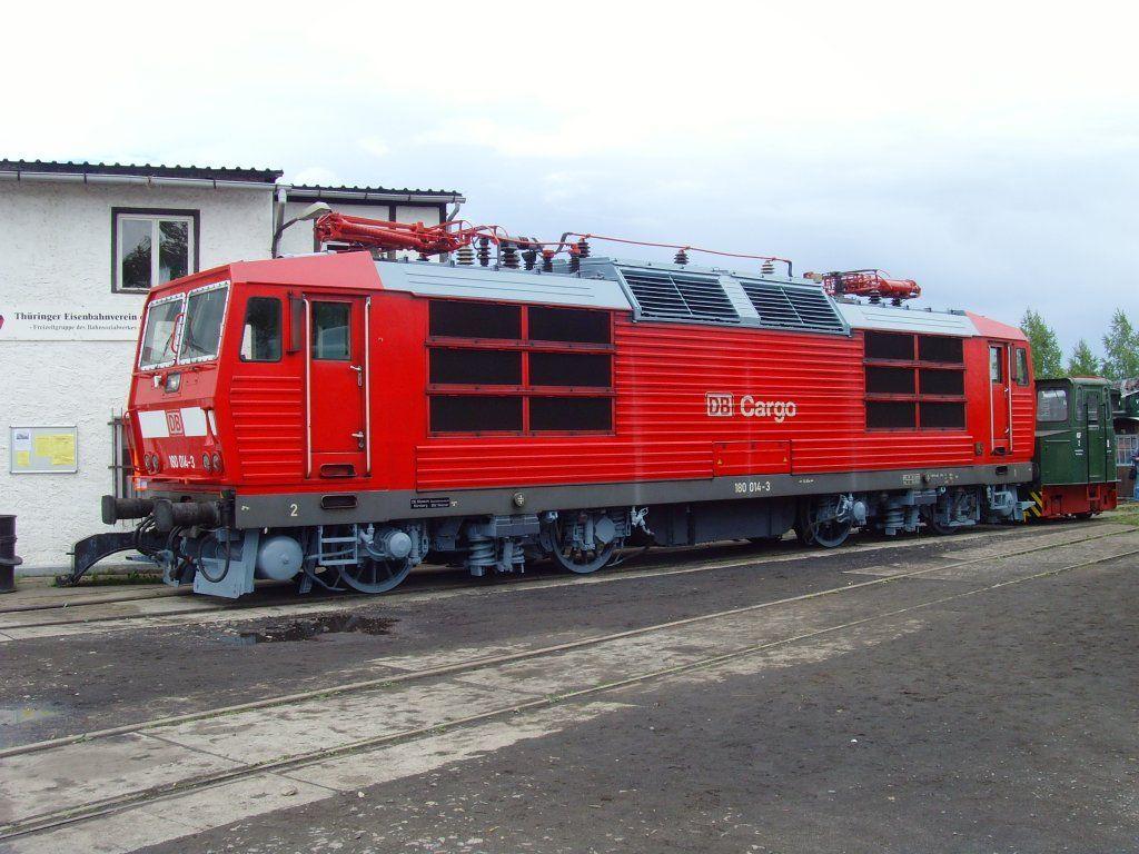 Rail - Locomotive - Electric - DB BR 180 / ČSD -ČD 371-372