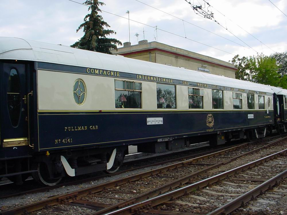 Vehicle - Rail - Passenger Car - CIWL - Pullman