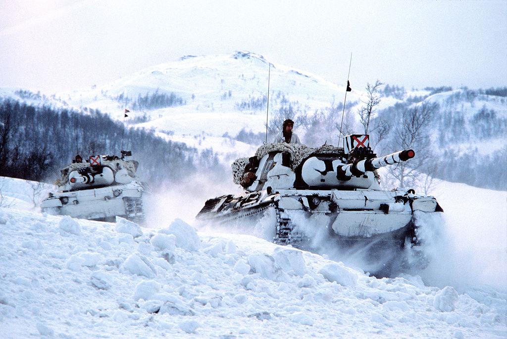 Vehicle - Vehicle - Armored Vehicle - Tank - Leopard I