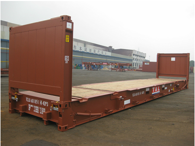 Intermodal - Container - Various - Flat Rack