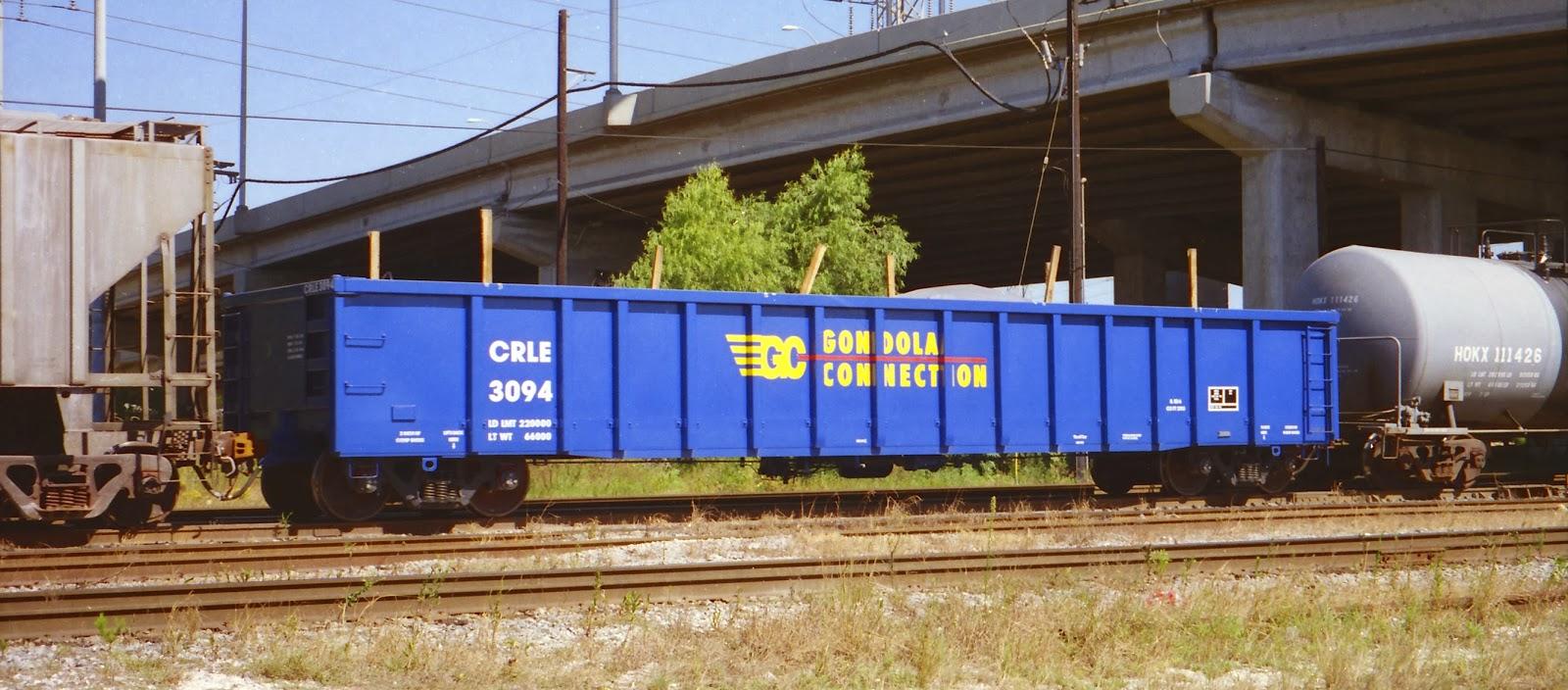 Rail - Rolling Stock (Freight) - Gondola - Thrall 2743