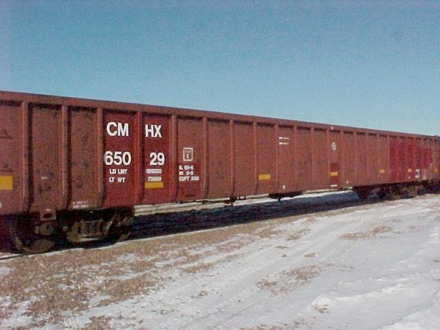 Vehicle - Rail - Rolling Stock (Freight) - Gondola - 65 Foot Mill