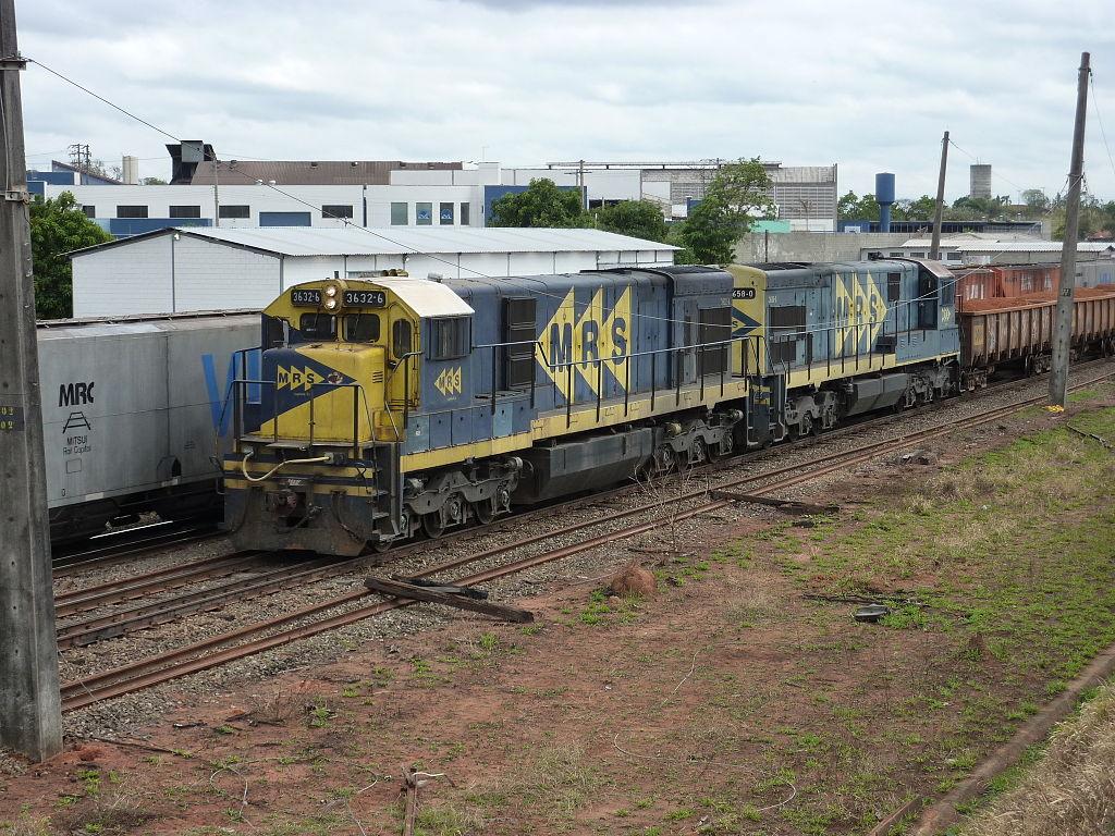 Rail - Locomotive - Diesel - GE U23C