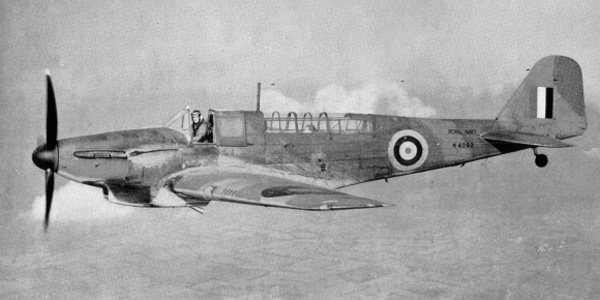 Aircraft - Propeller - Fairey - Fulmar
