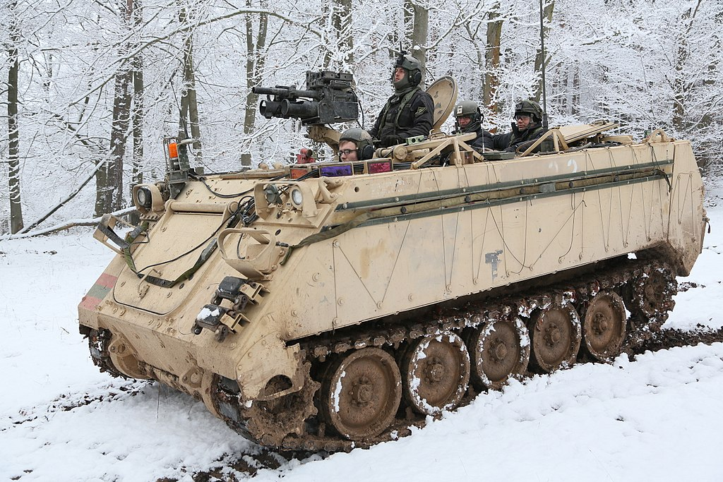 Vehicle - Vehicle - Armored Vehicle - APC - M113