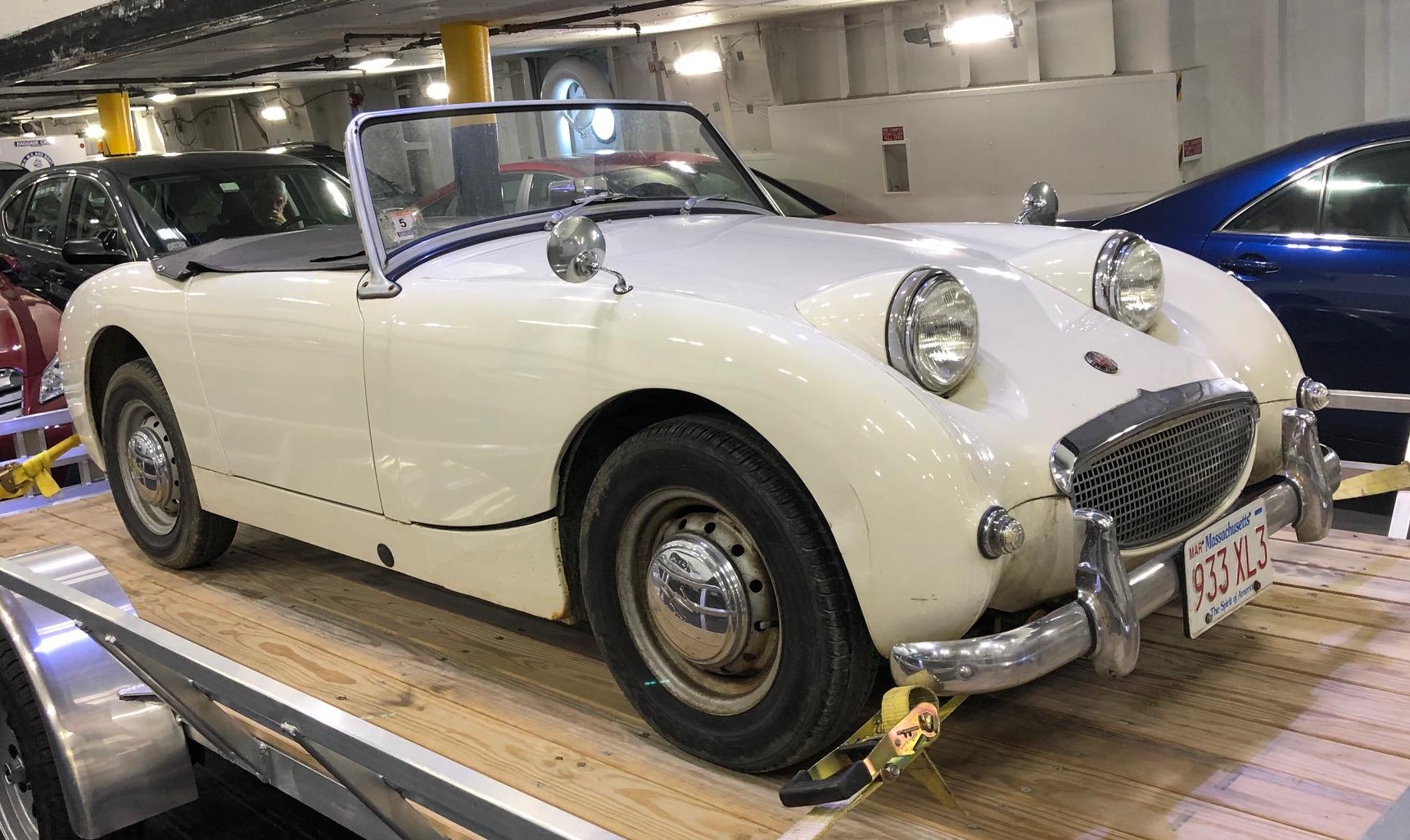 Vehicle - Vehicle - Automobile - Austin-Healey - Sprite