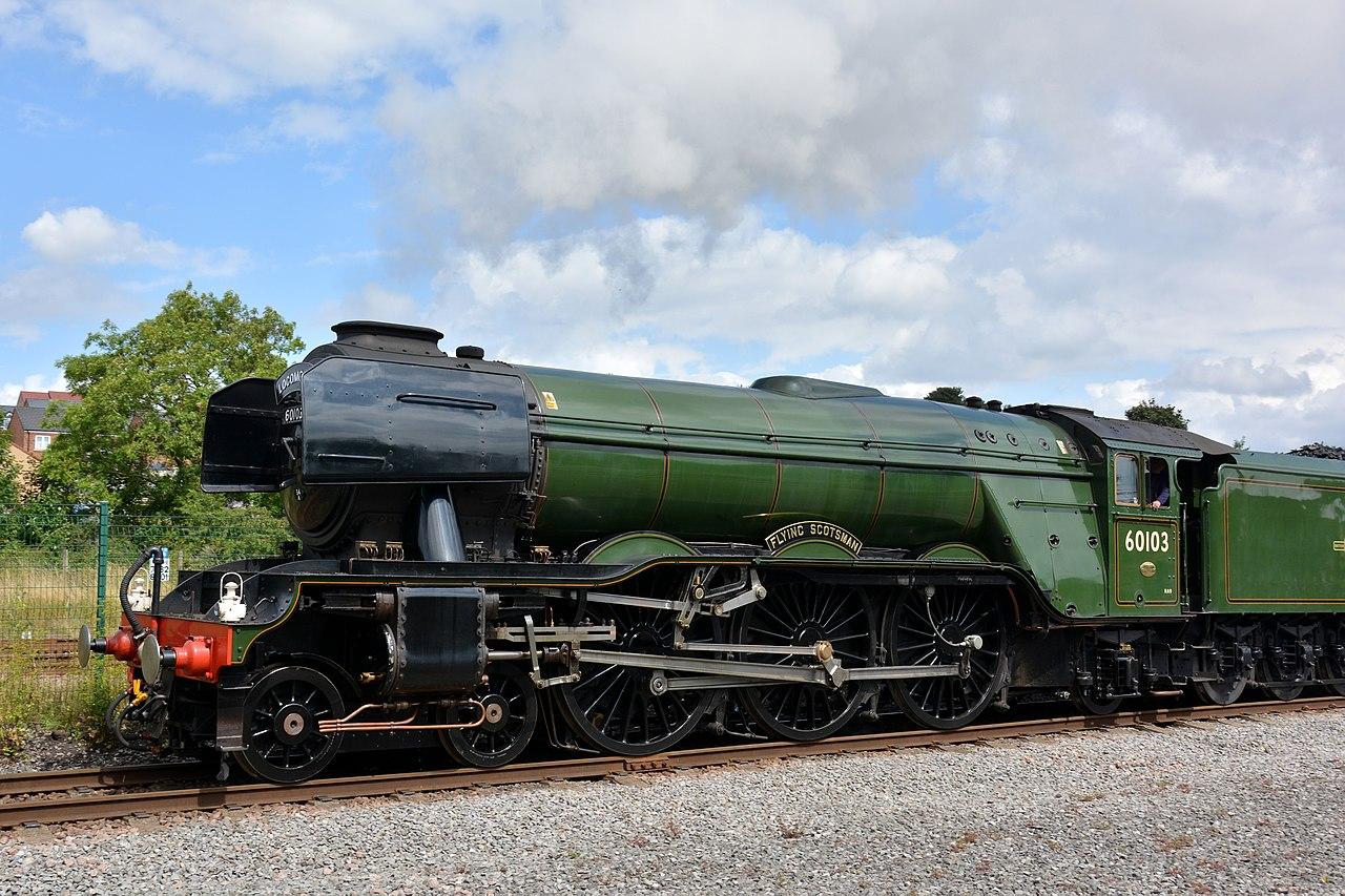Rail - Locomotive - Steam - Epoch I