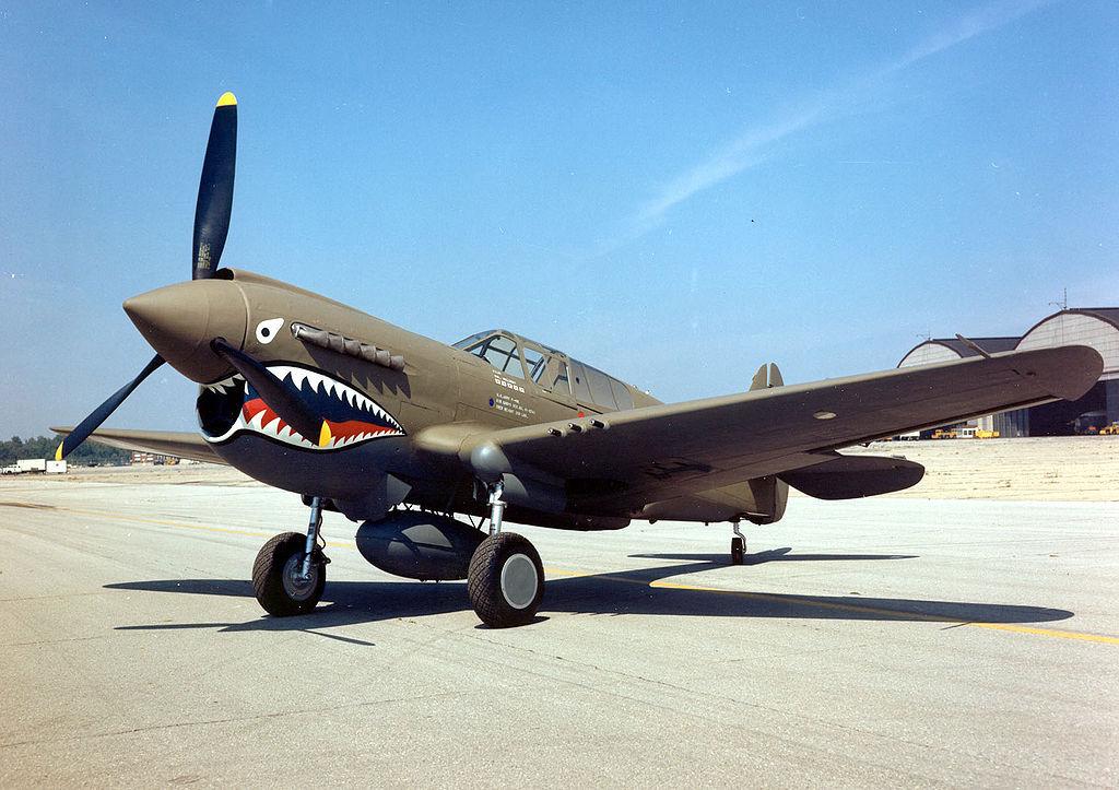 Aircraft - Propeller - Curtiss - A-29 Warhawk