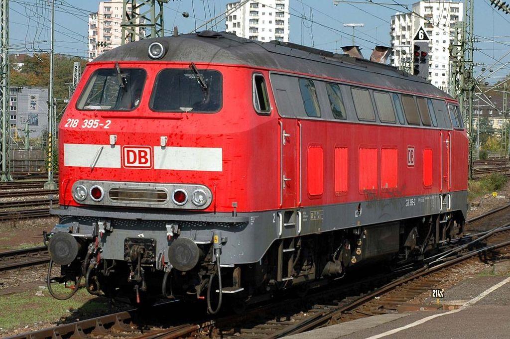 Rail - Locomotive - Diesel - DB V160