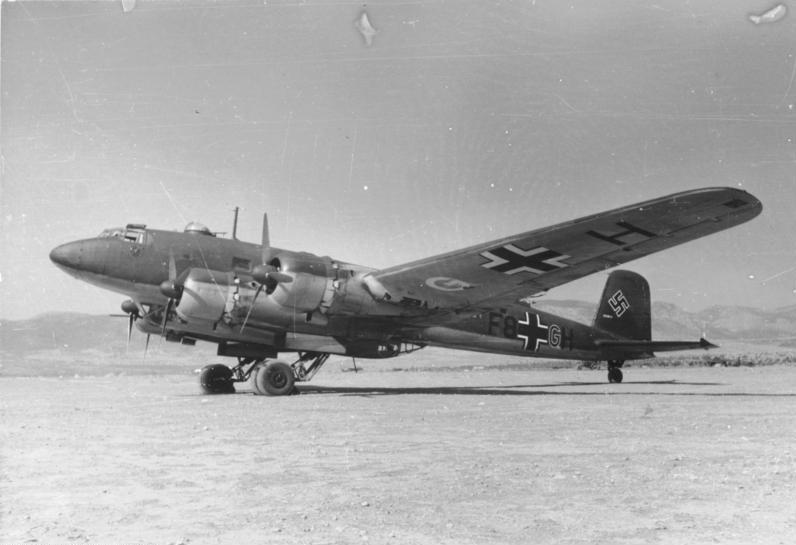 Aircraft - Propeller - Focke-Wulf - FW 200 Condor