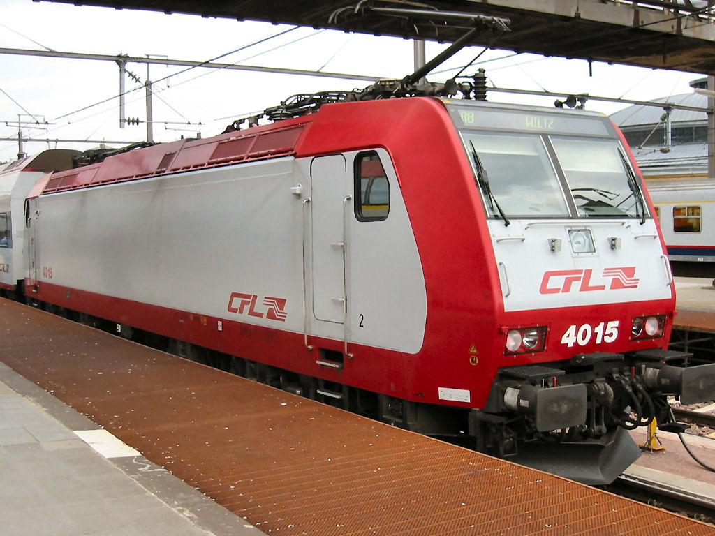 Rail - Locomotive - Electric - CFL Class 4000