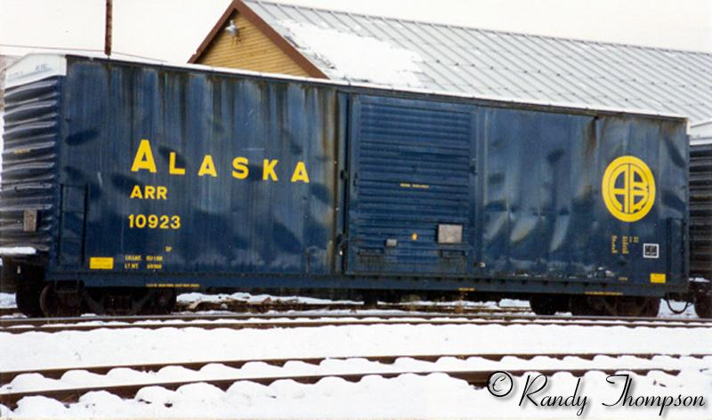Rail - Rolling Stock (Freight) - Boxcar - 50 Foot, 6033 c.f.