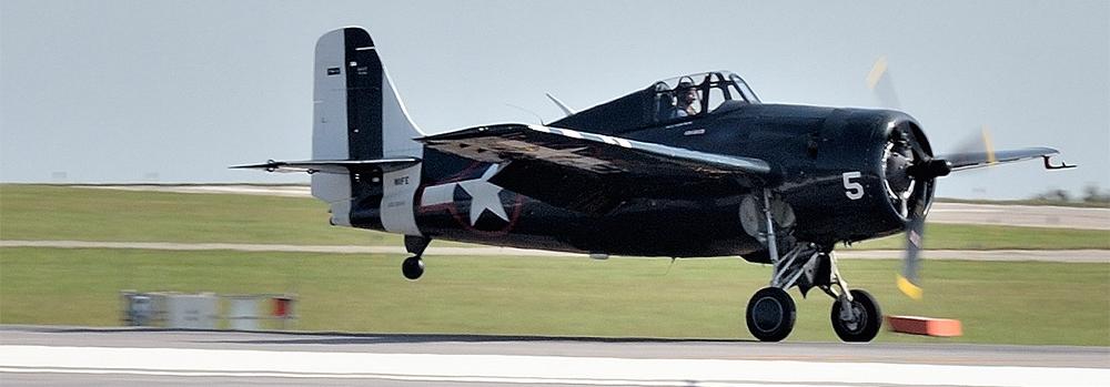 Aircraft - Propeller - General Motors - FM2 Wildcat