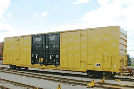 Rail - Rolling Stock (Freight) - Boxcar - 60 Foot High-Cube
