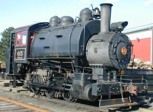 Rail - Locomotive - Steam - 0-6-0 Tank
