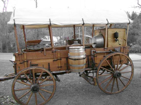 Vehicle - Vehicle - Trailer - Horse-Drawn - Merchant