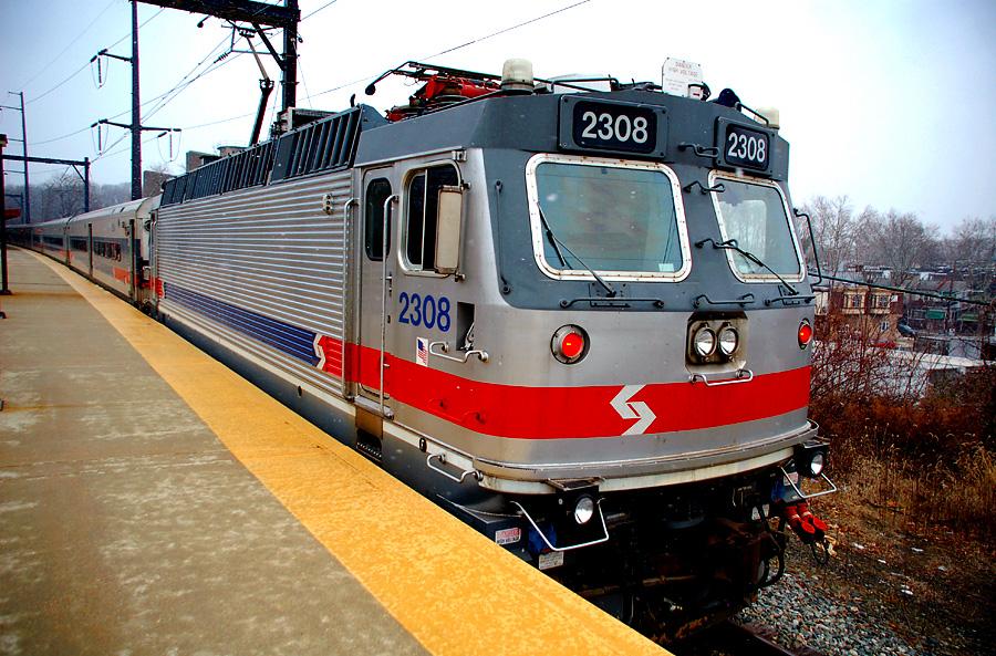 Vehicle - Rail - Locomotive - Electric - ABB ALP-44