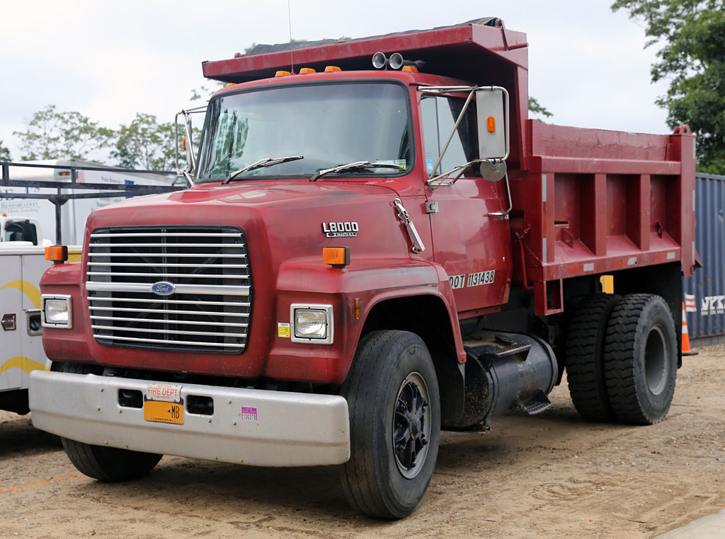 Vehicle - Vehicle - Truck - Ford - L-Series