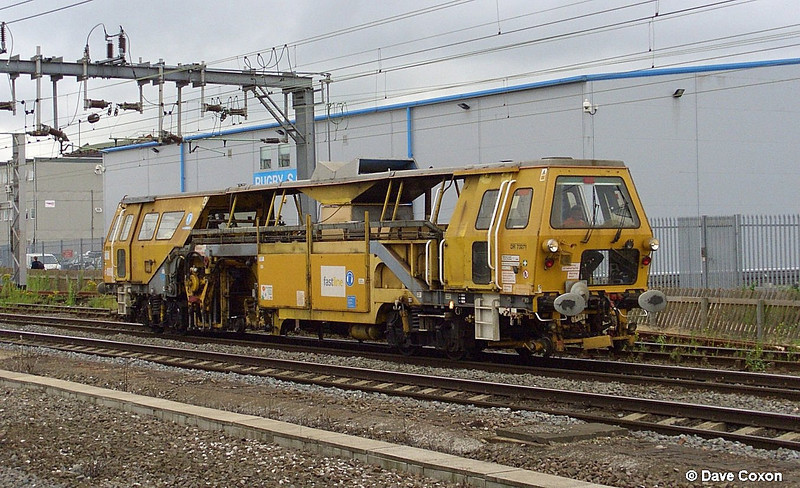 Rail - Rolling Stock (Freight) - Maintenance of Way - Plasser & Theurer C.A.T. 07-16