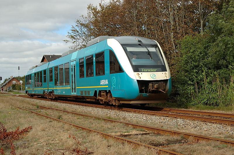 Rail - Railcar - Diesel - Alstom Coradia LINT