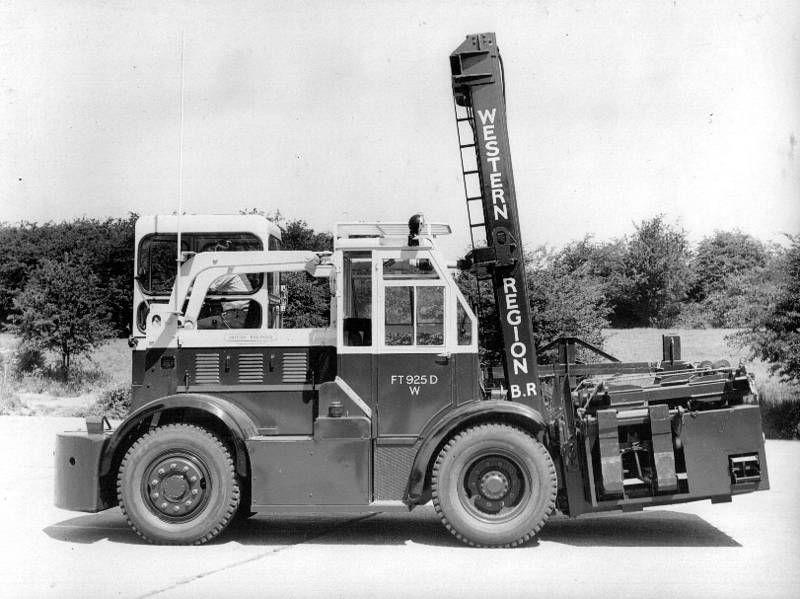 Vehicle - Vehicle - Truck - Shelvoke & Drewry - Freightlifter