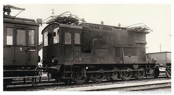 Rail - Locomotive - Electric - Prussian/German/Bavarian