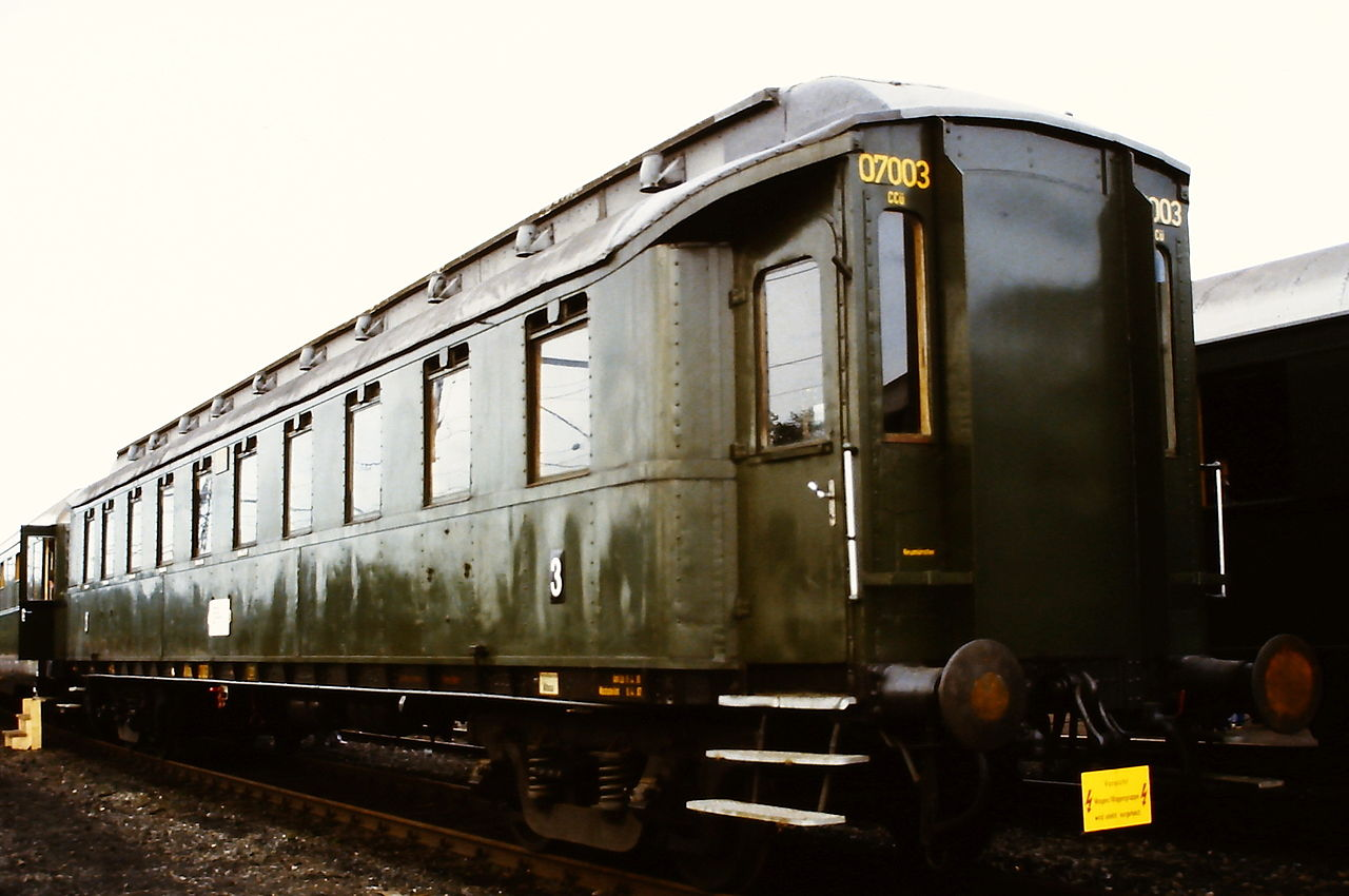 Vehicle - Rail - Passenger Car - Europe - Epoch II
