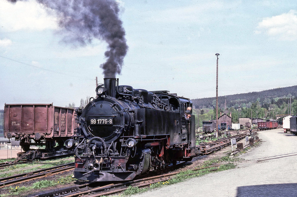 Vehicle - Rail - Freight Train - Steam - Epoch III