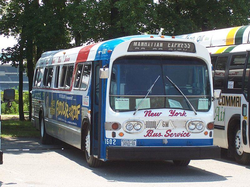 Vehicle - Vehicle - Bus - General Motors - New Look Bus