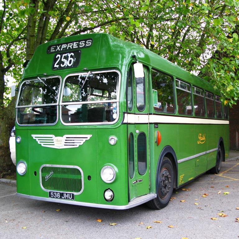 Vehicle - Vehicle - Bus - Bristol - MW