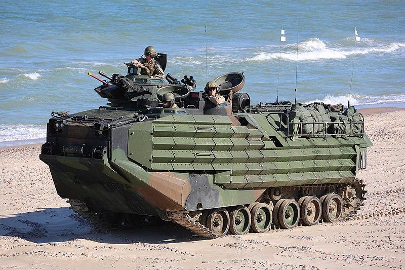 Vehicle - Vehicle - Armored Vehicle - Amphibious - AAV