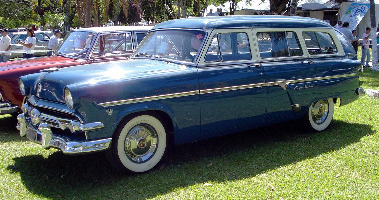 Vehicle - Vehicle - Automobile - Ford - Customline