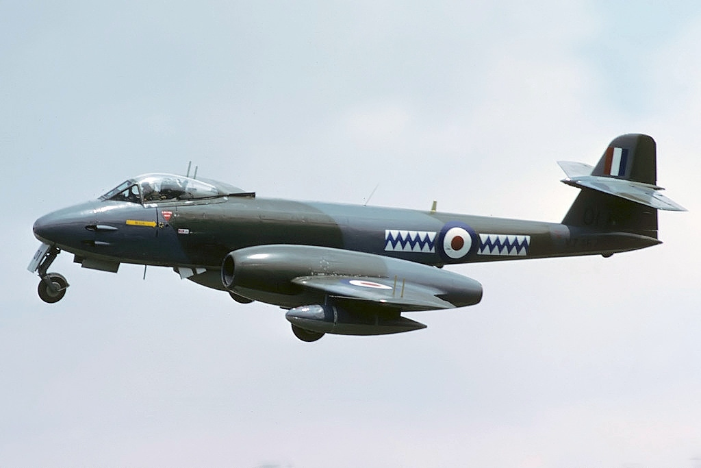 Vehicle - Aircraft - Jet - Gloster - Meteor
