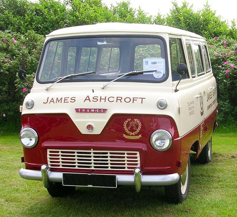 Vehicle - Vehicle - Truck - Ford - Thames 400E