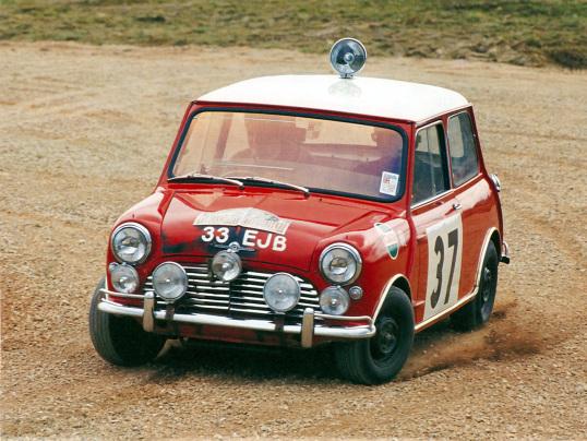 Vehicle - Vehicle - Automobile - Austin - Mini