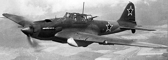 Aircraft - Flying Boat - Ilyushin - Il-2 Sturmovik