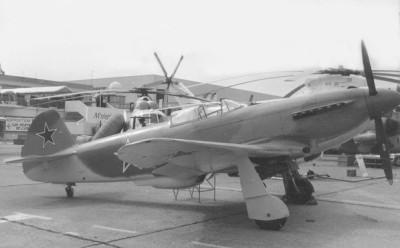 Aircraft - Propeller - Yakovlev - Yak-1