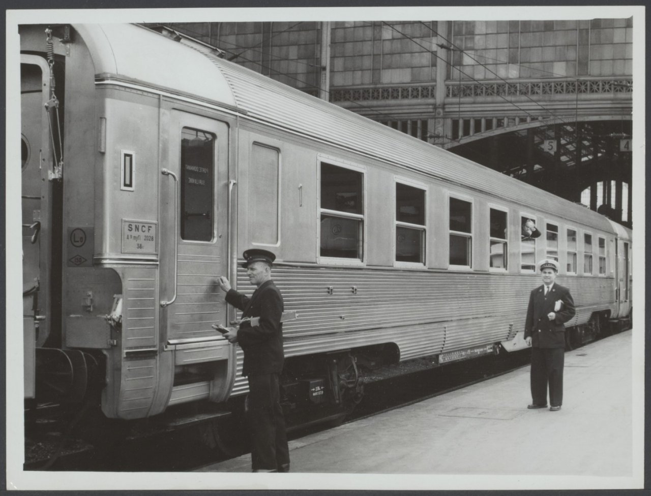 Vehicle - Rail - Passenger Car - SNCF - DEV