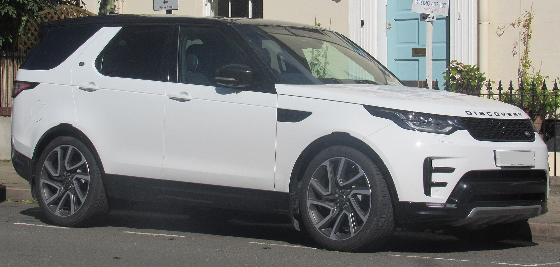 Vehicle - Vehicle - Automobile - Land Rover - Discovery