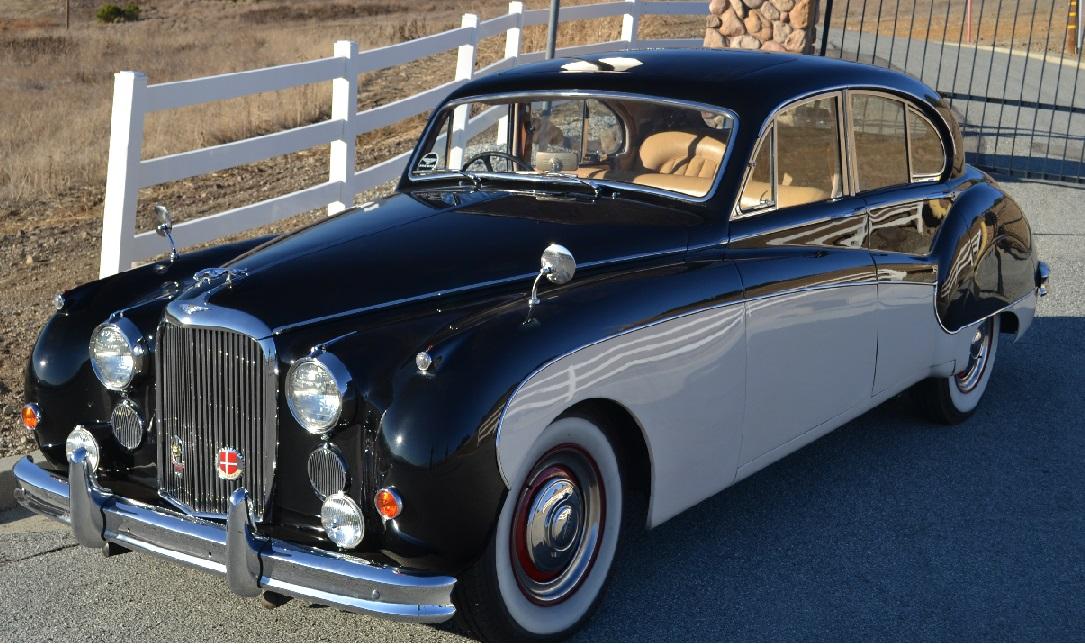 Vehicle - Vehicle - Automobile - Jaguar - Mark IX