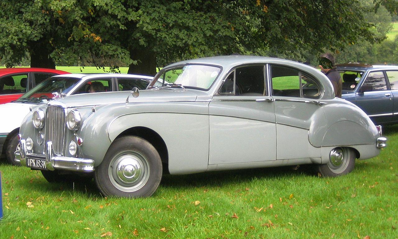 Vehicle - Vehicle - Automobile - Jaguar - Mark VIII