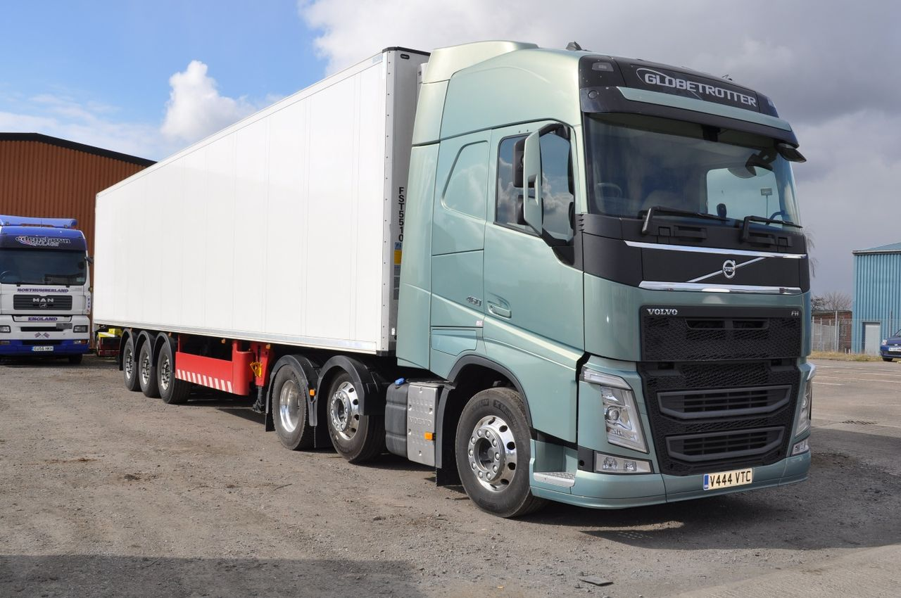 Vehicle - Vehicle - Truck - Range Cab - Volvo FH Series