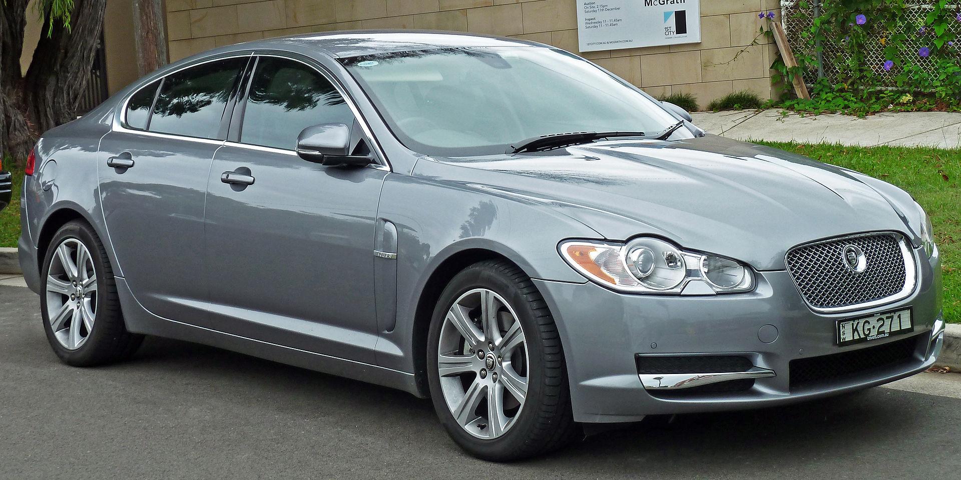 Vehicle - Vehicle - Automobile - Jaguar - XF