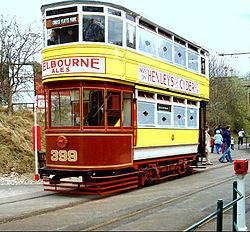 Vehicle - Rail - Passenger Train - Electric - Dick Kerr Tram