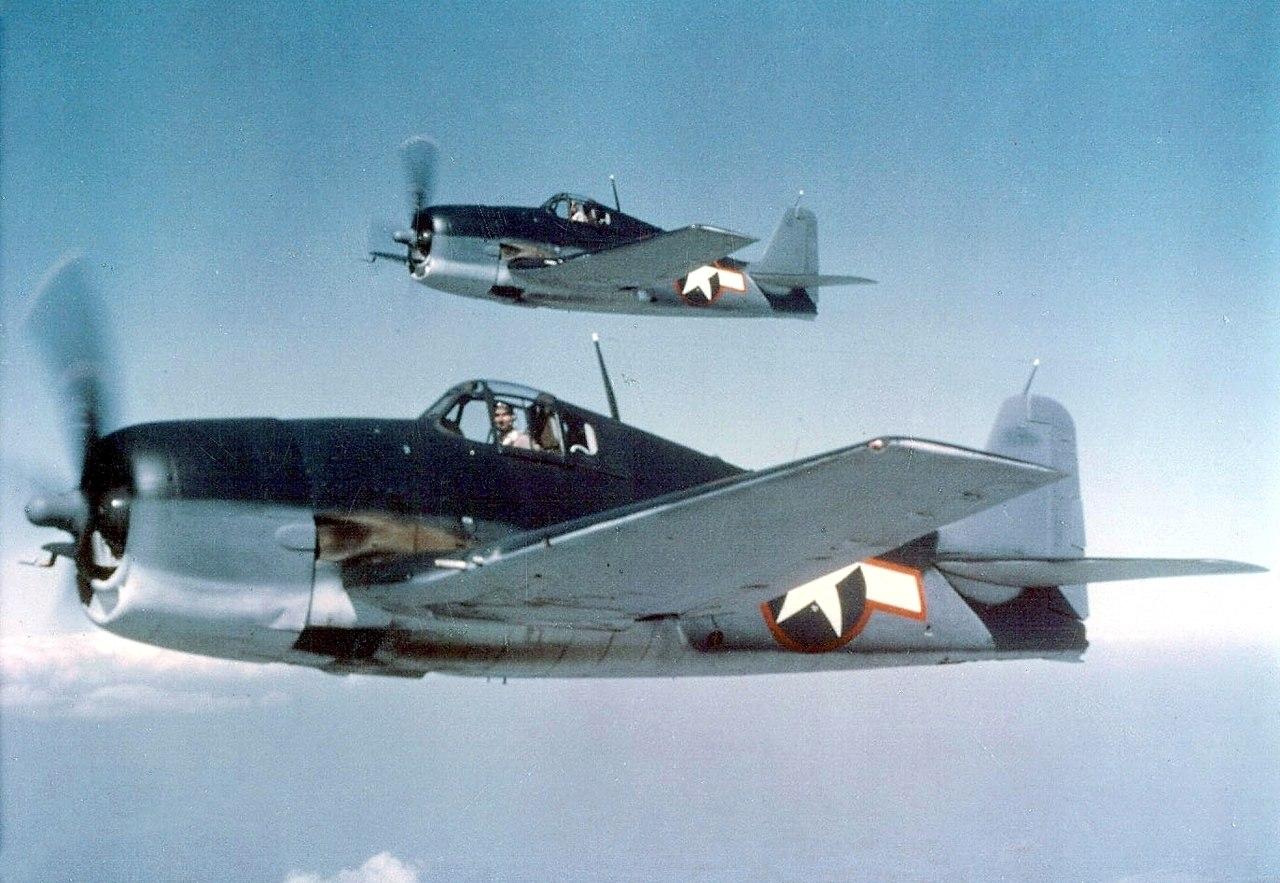Aircraft - Propeller - Grumman - F6F Hellcat