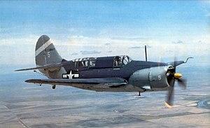 Aircraft - Propeller - Curtiss - SB2C Helldiver